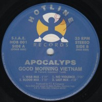 Purchase Apocalyps - Good Morning Vietnam (HOB001)