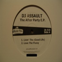 Purchase DJ Assault - The After Party EP-Vinyl
