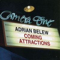 Purchase Adrian Belew - Coming Attractions