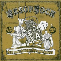 Purchase Aesop Rock - Fast Cars, Danger, Fire And Knives