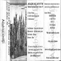 Purchase Alghazanth - Behind The Frozen Forest