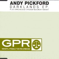 Purchase Andy Pickford - Darklands (EP)