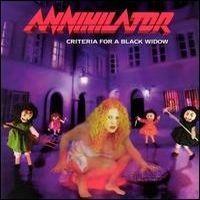 Purchase Annihilator - Criteria For A Black Window