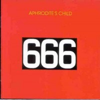 Purchase Aphrodite's Child - 666 CD1