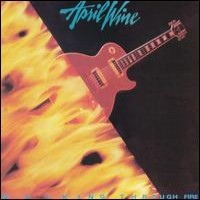 Purchase April Wine - Walking Through Fire