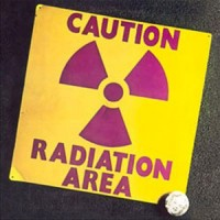 Purchase Area - Caution Radiation Area