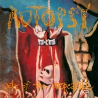 Purchase Autopsy - Acts Of The Unspeakable