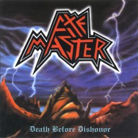 Purchase Axe Master - Death Before Dishonor
