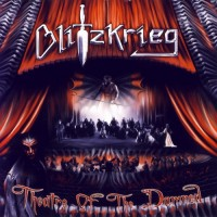 Purchase Blitzkrieg - Theatre Of The Damned