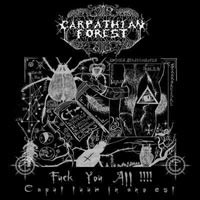 Purchase Carpathian Forest - Fuck You All!!!!