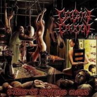 Purchase Cerebral Effusion - Smashed And Splattered Organs