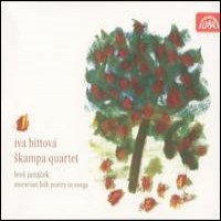 Purchase Iva Bittova & Skampa Quartet - Moravian Folk Poetry Songs