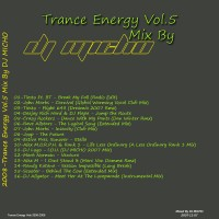 Purchase DJ Micho - Trance Energy-Vol.5 Mix By DJ MICHO