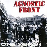 Purchase Agnostic Front - One Voice