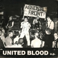 Purchase Agnostic Front - United Blood