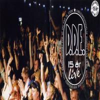 Purchase D.D.E - 15 År Live