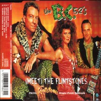 Purchase The B-52's - 1994 - The Flintstones(EP)