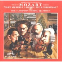 "Purchase Hampton String Quarter - What If Mozart Wrote, ""Have Yourself Merry Christmas"""