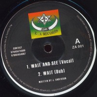 Purchase J.Anderson - Wait_and_See-(AZ001) EP