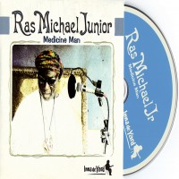 Purchase Ras Michael Junior - Medicine Man-PROMO CD