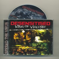 Purchase Desensitised - Virus of violence