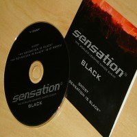 Purchase Ghost - My Sensation Is Black CDS