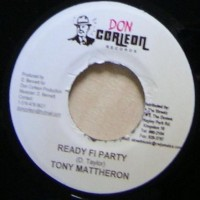 Purchase Tony Matterhorn - Ready Fi Party VLS