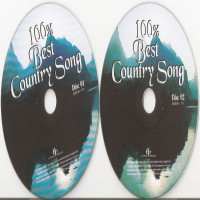 Purchase VA - 100% Best Country Song CD1