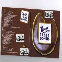 Purchase VA - recipe for tasty donuts (j dilla donuts originals) (Bootleg) CD2
