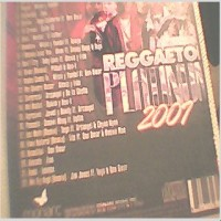 Purchase VA - reggaeton platinum 2007
