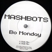 Purchase Mashbots - Bo Monday-(BM01MM) Vinyl