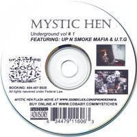Purchase Mystic Hen - Underground Vol. 1