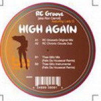 Purchase RC Groove - High Again