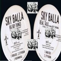 Purchase Sky Balla - big boy things BW real talk (VLS)