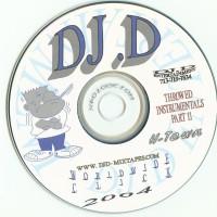 Purchase VA - DJ D-Throwed Instrumentals Par