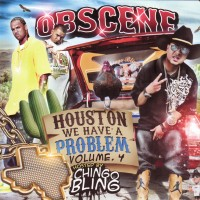 Purchase VA - DJ Obscene-Houston We Have A Problem Vol.4 (Hosted by Chingo Bli Bootleg