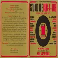 Purchase VA - Studio One Rub-A-Dub