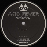 Purchase VA - Acid Fever Repress 1-(MDMA-RP01) Vinyl