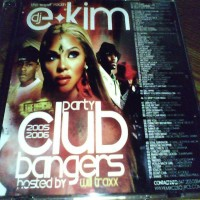 Purchase VA - DJ E-Kim-The Official Party Club Bangers Of 2005 & 2006