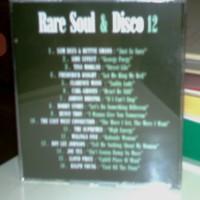 Purchase VA - Rare Soul & Disco 12 (Bootleg)