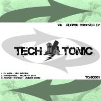 Purchase VA - Seismic Grooves EP   WEB