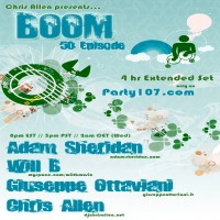Purchase BOOM 050 - Adam Sheridan In The Mix (Part