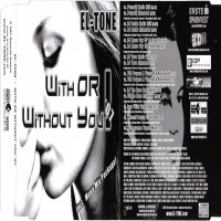 Purchase el-tone - With Or Without You 2007 CDM