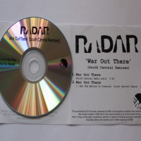 Purchase Radar - War Out There__South Central Remixes CDS