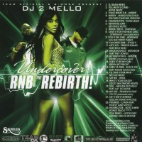 Purchase VA - Undercover RNB The Rebirth