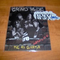 Purchase Grind Mode - The 4th Quarter (Hosted By DJ S1)