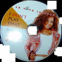 Purchase La Toya Jackson - I Don't Play That (Promo CDS)
