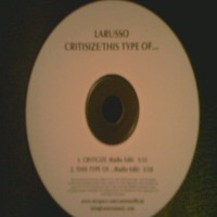 Purchase Larusso - Critisize BW this Type of CDS