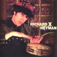Purchase Richard X. Heyman - Actual Sighs