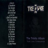 Purchase Trezure - The Trinity Album : Truth, Love, Consequences